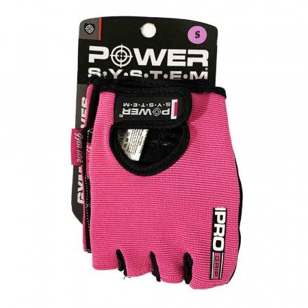 Manusi Fitness pentru Femei PRO Grip, Power System Cod: 2250 [7]