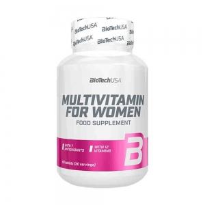 Multivitamin for Women, BioTech USA, 60 tabs [0]