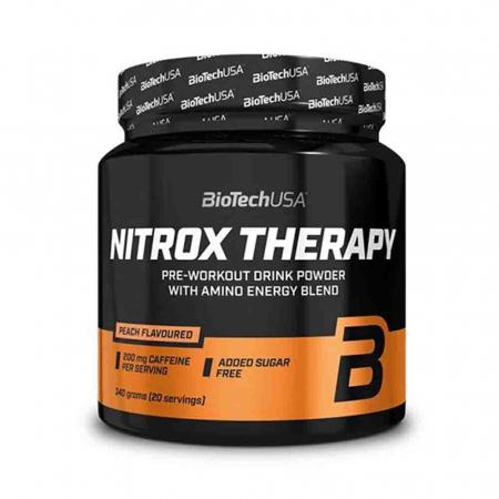 Nitrox Therapy Pre-workout, BioTech USA, 340g [0]