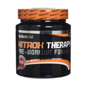 Nitrox Therapy Pre-workout, BioTech USA, 340g [1]
