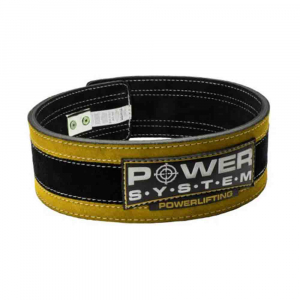 Centura de POWERLIFTING - STRONGLIFT cu Catarama, Power System, Cod: 3840 [1]