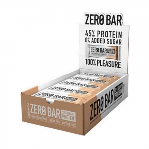 Zero Bar Protein, BioTech USA, 20x50g [0]