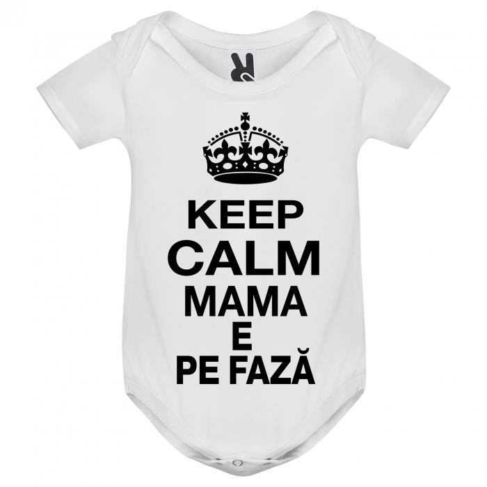 """Body personalizat """"Keep Calm"""" [0]"""