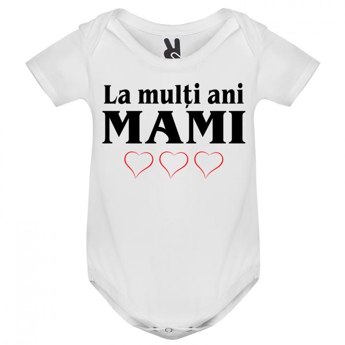 """Body personalizat """"La multi ani mami"""" [1]"""