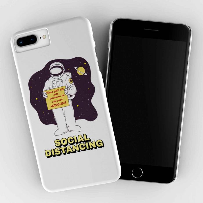 Husa Telefon Social Distancing [0]