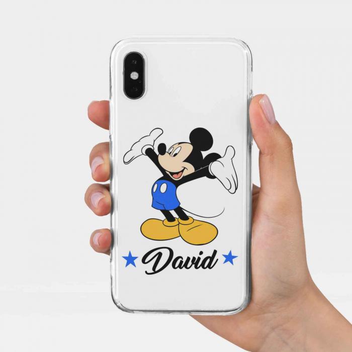 Husa Personalizata cu nume,personaj Mickey [0]