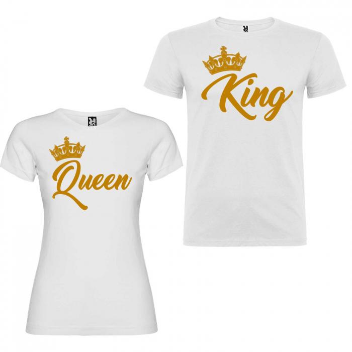Set tricouri King,Queen [1]