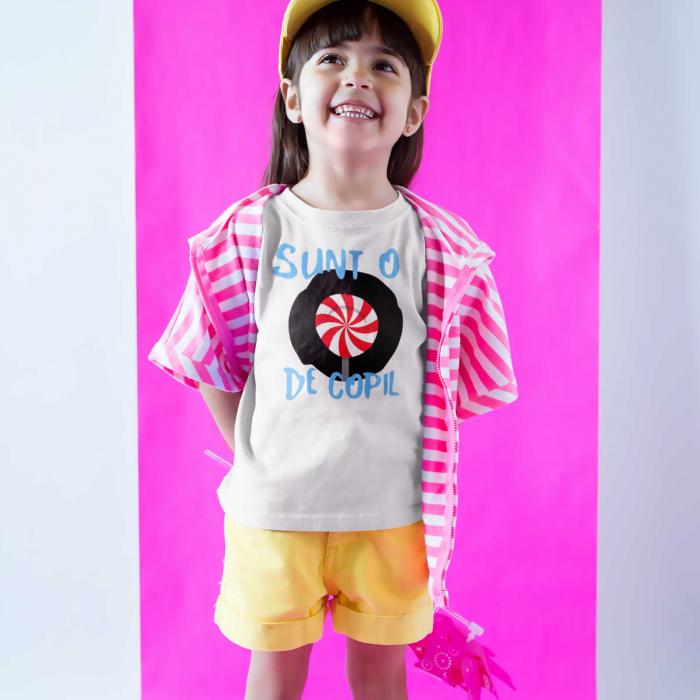 Tricou de copii Sunt o bomboana de copil [0]