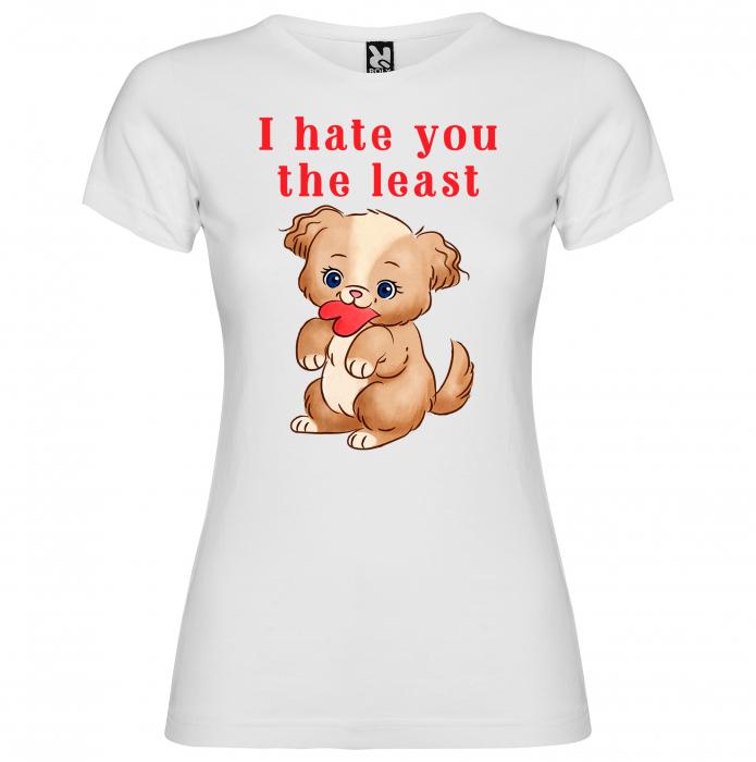 Tricou  I hate you the last [2]