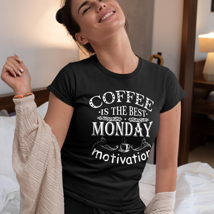 Tricou Coffee is the best monday motivation [0]