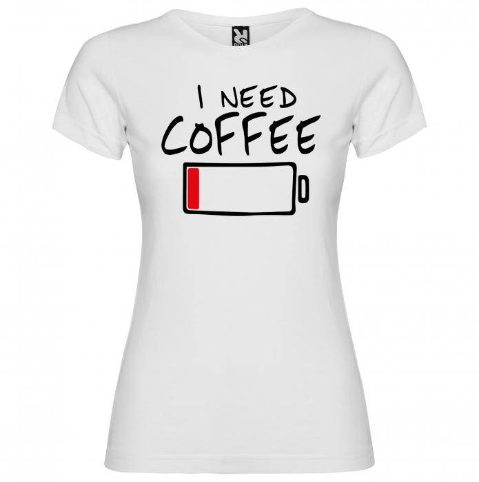 Tricou  I Need Coffee [1]