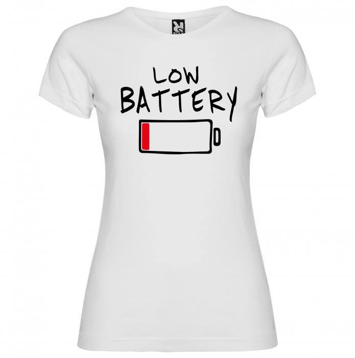Tricou Low Battery [1]