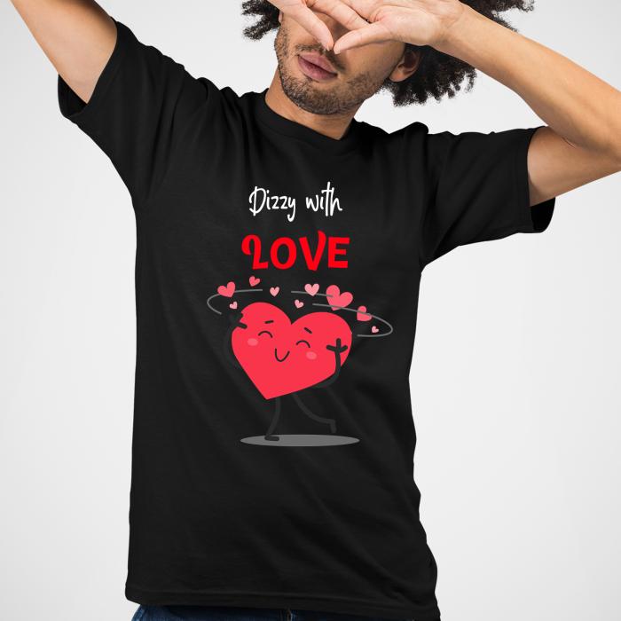 Tricou Dizzy with love [3]