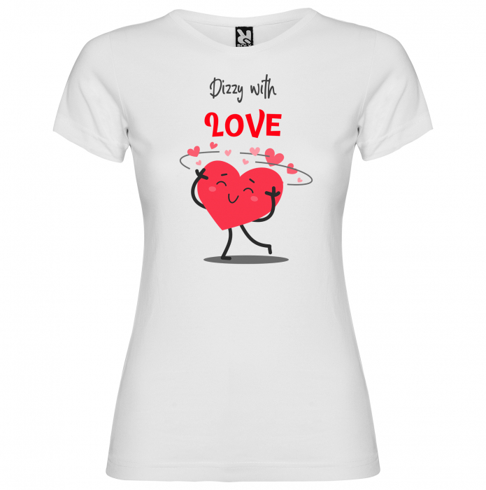 Tricou Dizzy with love [2]
