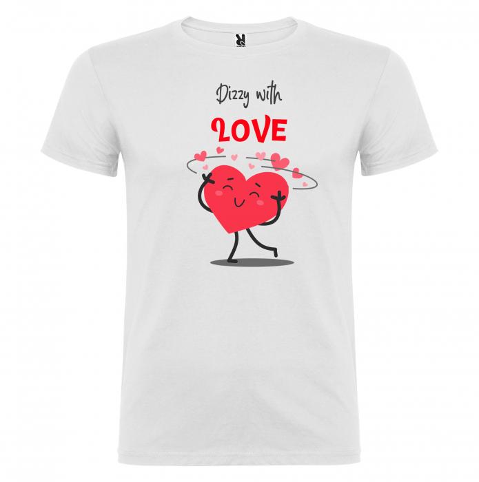 Tricou Dizzy with love [4]