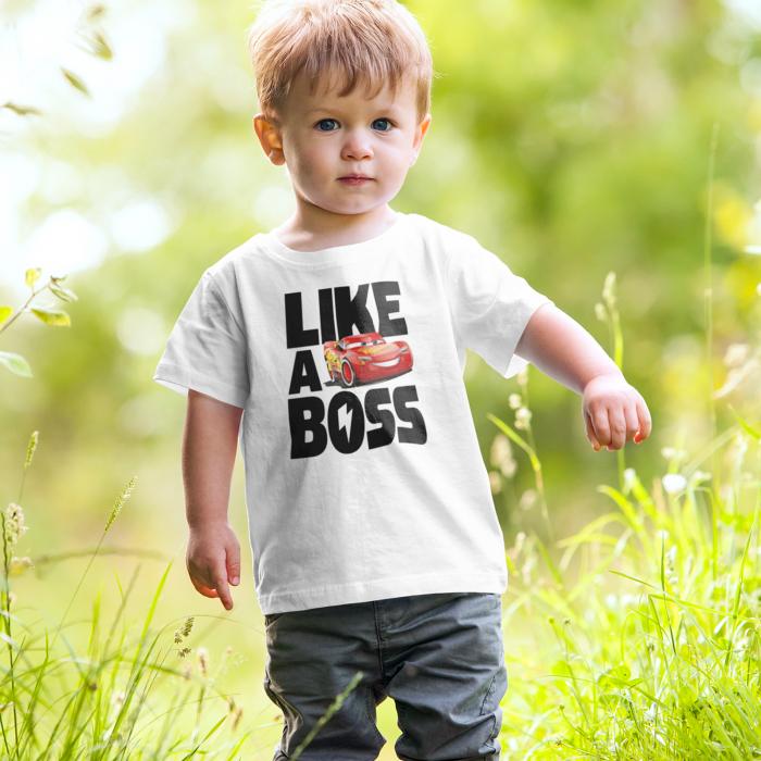 Tricou de copii like a boss [0]
