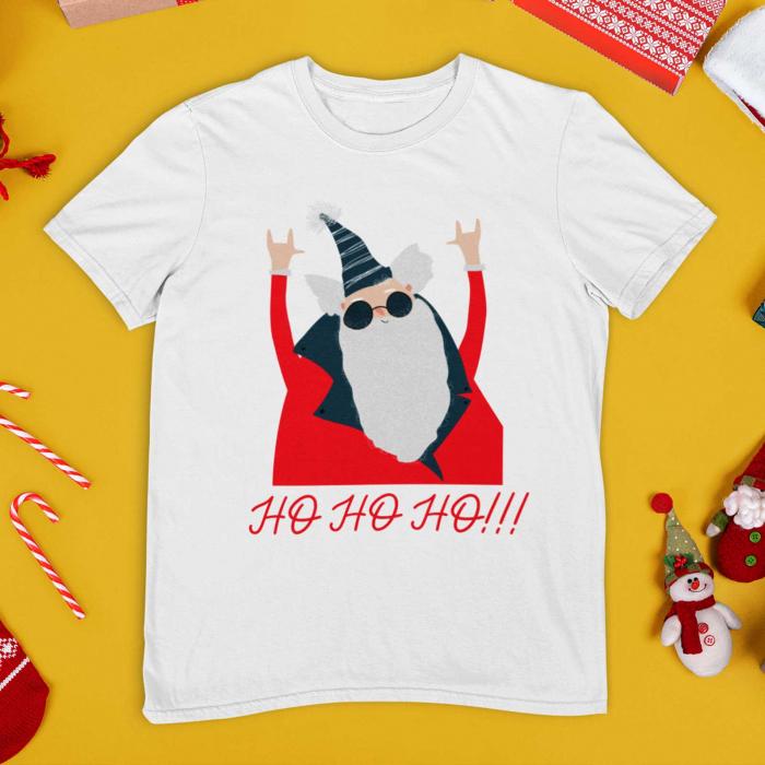 Tricou Craciun Ho Ho Ho [0]