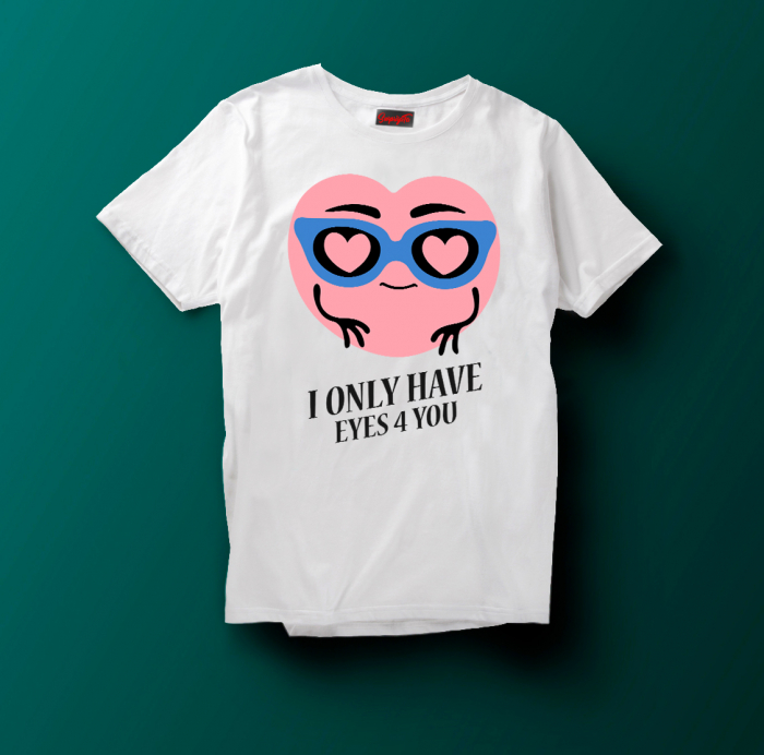 Tricou I only have eyes 4 you [0]