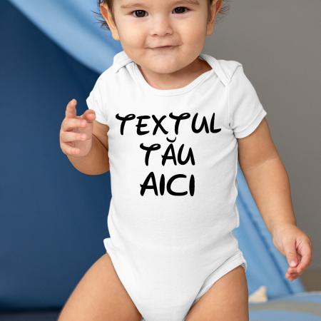 Body personalizat cu propriul text [0]