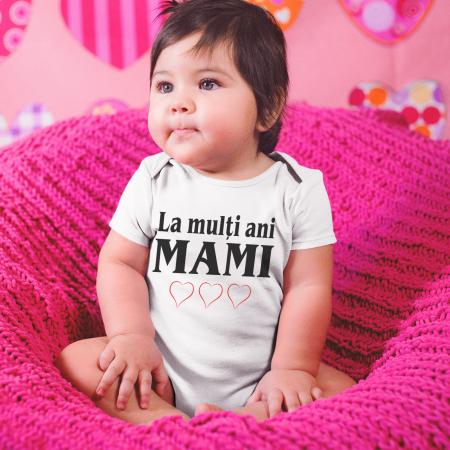 """Body personalizat """"La multi ani mami"""" [0]"""
