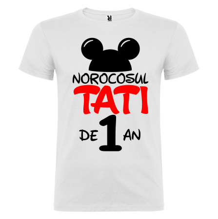"""Set de 5 tricouri aniversare pentru nasi,parinti si copil, personalizate cu nume,varsta si mesaj""""Bucuria casei sunt eu"""" [6]"""