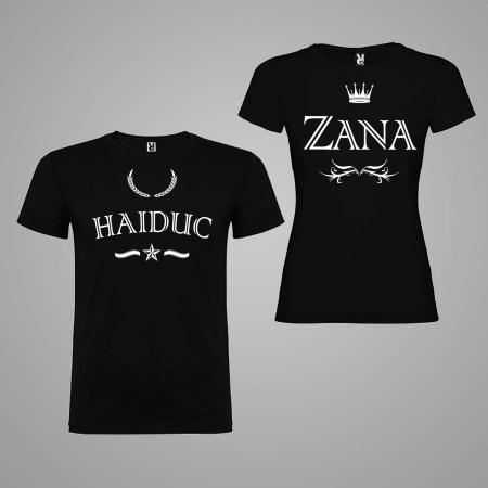 Set Tricouri Cuplu Haiduc&Zana [0]