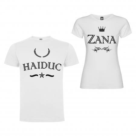 Set Tricouri Cuplu Haiduc&Zana [1]