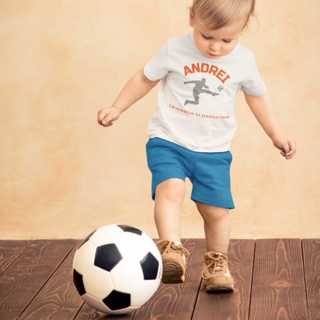 Tricou de copii Urmeaza-ti pasiunea [0]