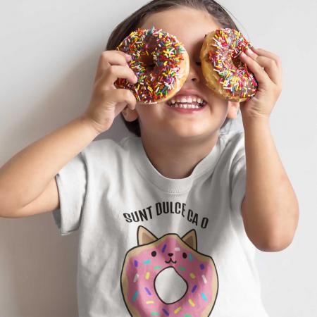 Tricou de copii Dulce ca o Gogosica [0]