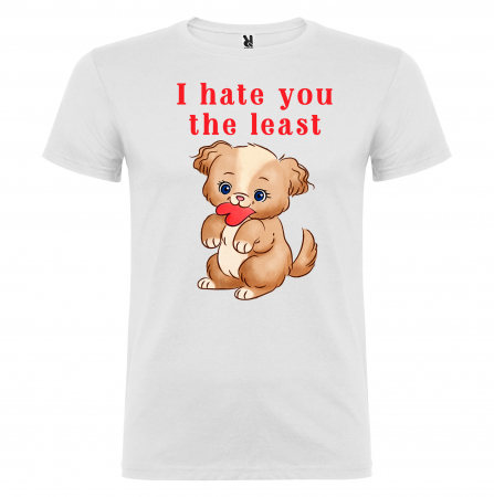 Tricou  I hate you the last [3]