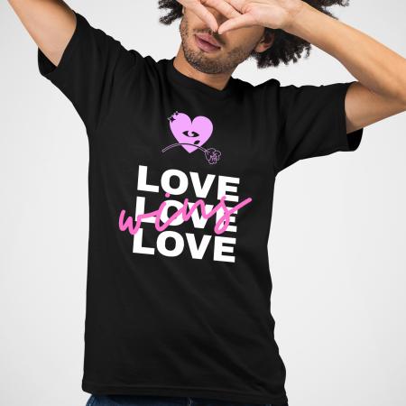 Tricou  Love wins [1]