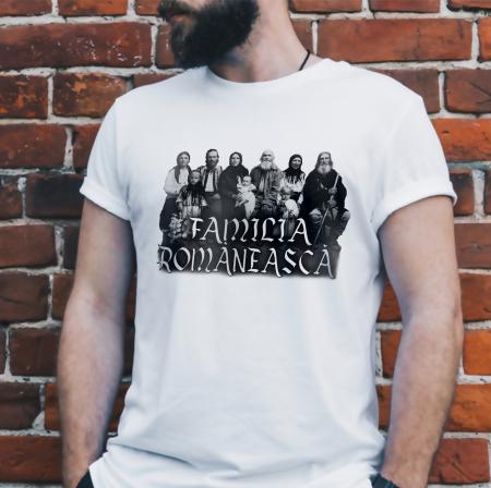 Tricou Familia Romaneasca [0]