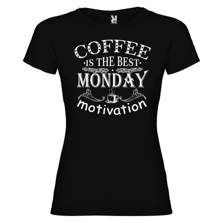 Tricou Coffee is the best monday motivation [4]