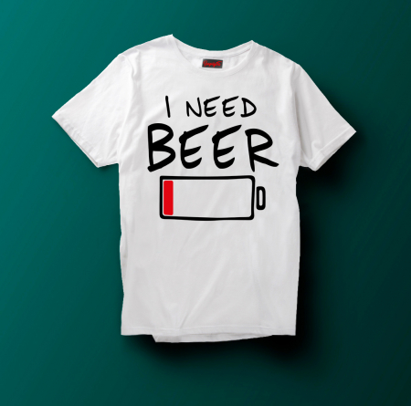 Tricou I Need  Beer [0]