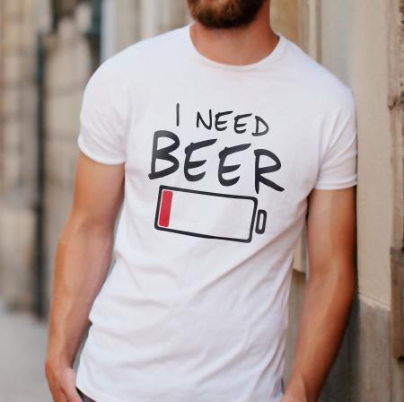 Tricou I Need  Beer [1]