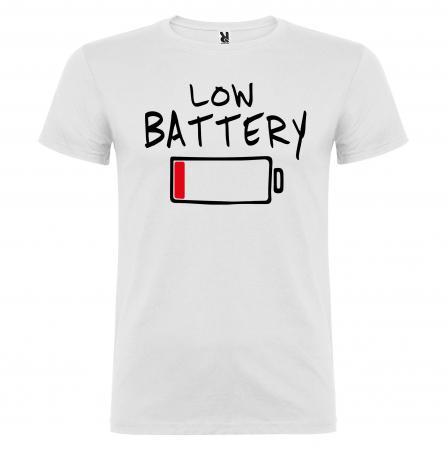 Tricou Low Battery [2]