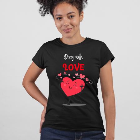 Tricou Dizzy with love [1]