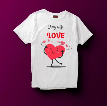 Tricou Dizzy with love [0]