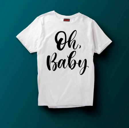 Tricou Oh Baby [0]