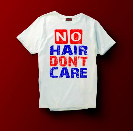 Tricou No hair don't care [0]