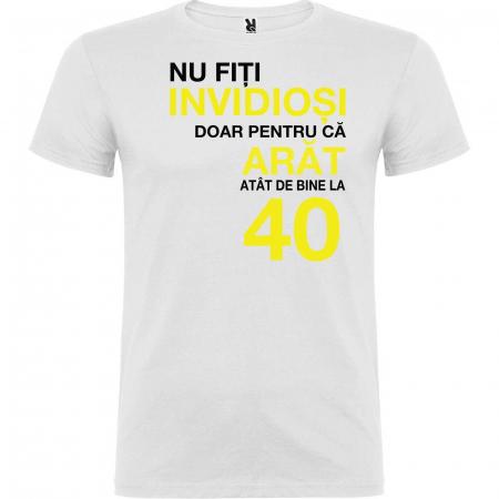 Tricou personalizat zi de nastere Nu fiti invidiosi... [4]