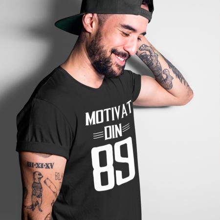 Tricou personalizat zi de nastere Motivat din .. [0]