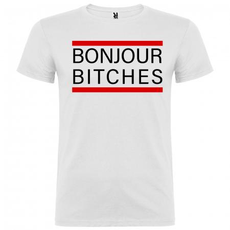 Tricou BONJOUR BITCHES [3]