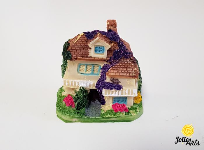 Casuta decorativa, dimensiune 5 cm [2]