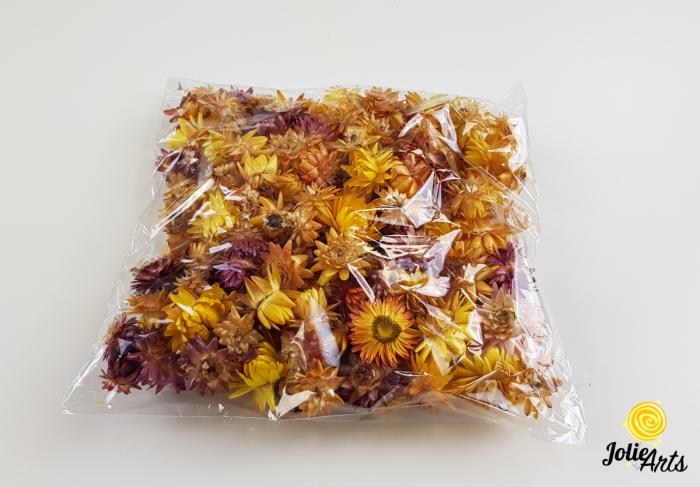 Flori de paie, nuante galben [0]