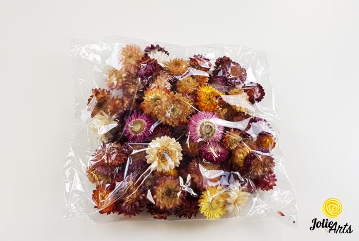 Flori de paie, nuante mixte [0]