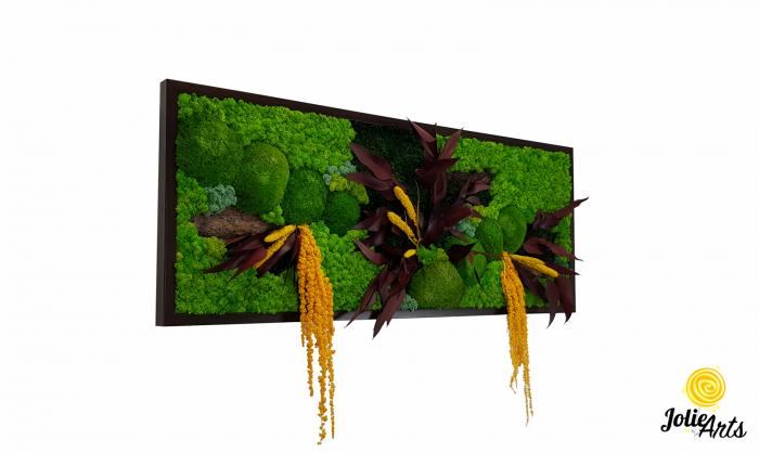 Model Amalonis, tablou licheni, muschi si plante naturale stabilizate, Jolie Arts, www.tablouriculicheni.ro-2 [0]