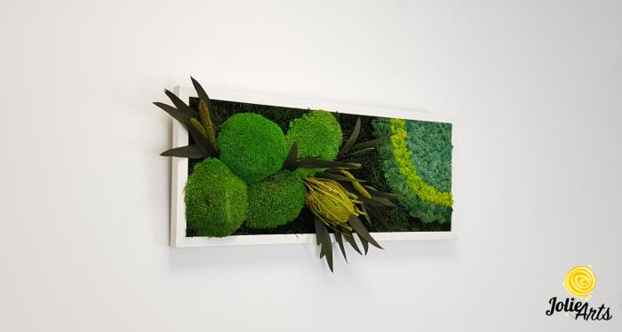 Model Banskia, 30 x 70 cm, rama alba, Jolie Arts, www.tablouriculicheni.ro-2 [3]