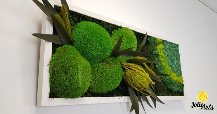 Model Banskia, 30 x 70 cm, rama alba, Jolie Arts, www.tablouriculicheni.ro-2 [5]