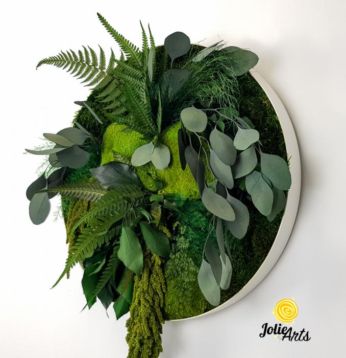 Round Green [4]